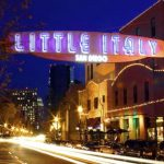 The development of San Diego's Little Italy