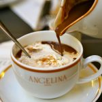 Purely indulgent breakfast at Angelina tea house